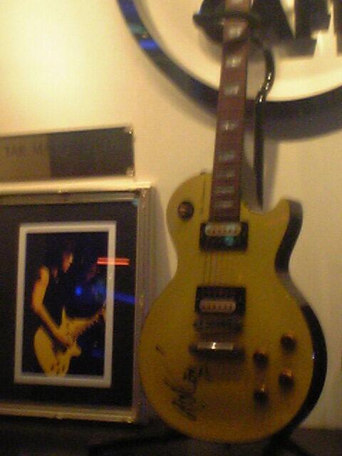 B'z松本ギター