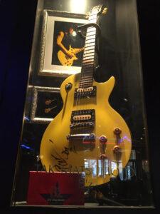 B'z松本ギターレスポール