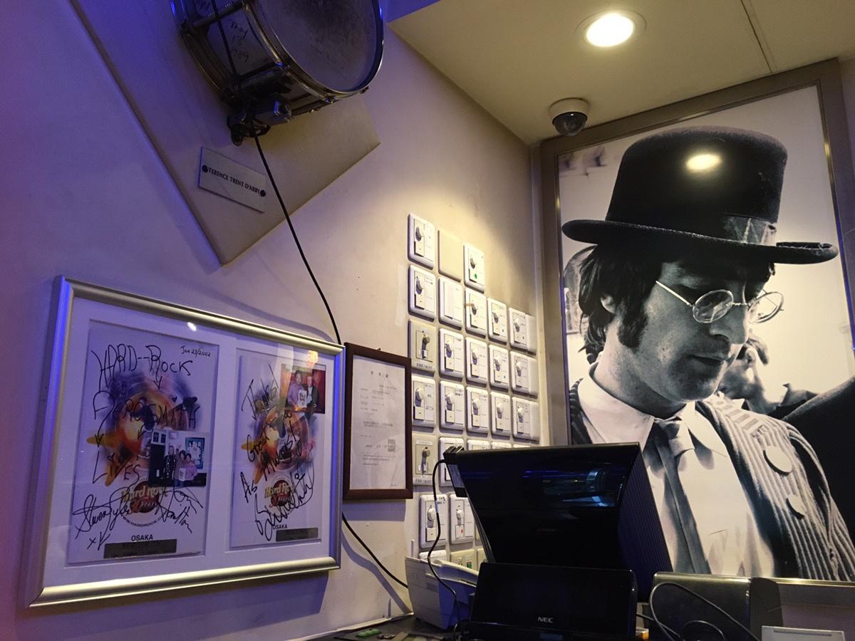 ハードロックカフェ大阪