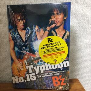 B'zライブ渚園2003年