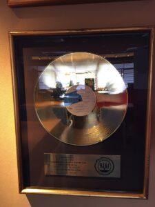 BEATLESゴールドディスク