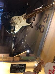 RICHIE SAMBORA のギター