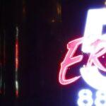 B'zライブドレープ幕
