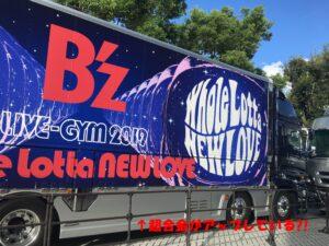 B'zツアートラック2019超合金