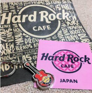 ハードロックカフェ大阪グッズ