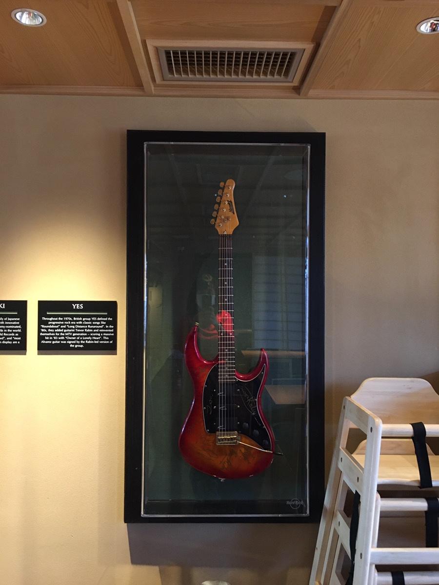 YESのギター