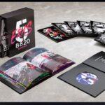 B'z SHOWCASE 2020 -5 ERAS 8820-COMPLETE BOX