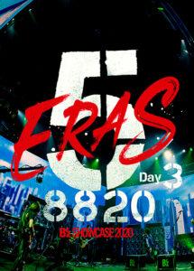 B'z SHOWCASE 2020 -5 ERAS DVD Day3