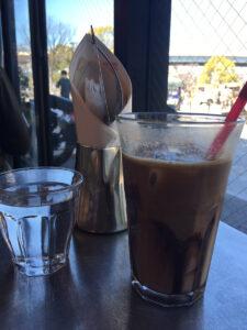 デウスエクスマキナ浅草モカコーヒー